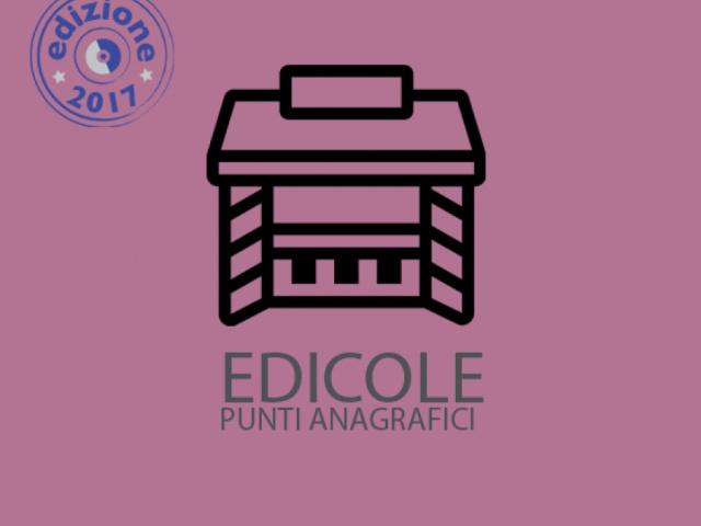 EDICOLE PUNTI ANAGRAFICI - Comune di Firenze
