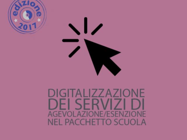 Digitalizzazione e Ottimizzazione della procedura di richiesta di agevolazioni o esenzioni nel pacchetto scuola - Comune di Seravezza