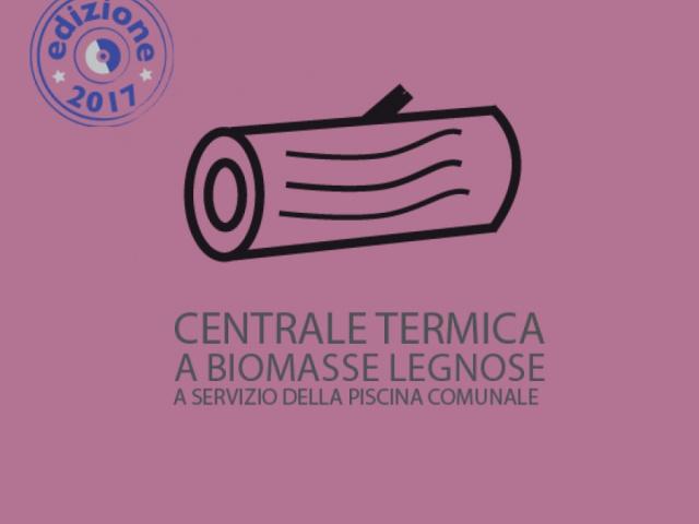 Centrale termica a biomasse legnose a servizio della Piscina Comunale - Comune di Greve in Chianti