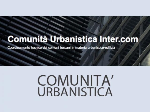 Comunità Urbanistica Intercom