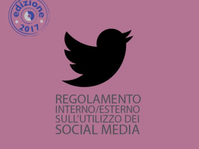 Regolamento interno/esterno su utilizzo social media - Comune di Figline e Incisa Valdarno